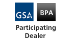 GSA Participating Dealer