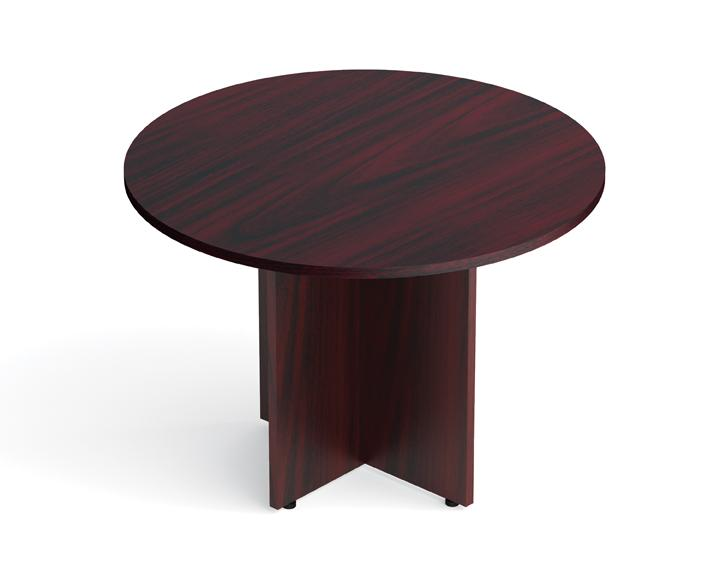 OTG Superior Laminate Round Conference Table Studio GSABPA - 36 conference table