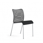 Mesh Back 4 Leg Guest Chair (4 per Carton)