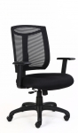 Mesh Back Task Chair w/ Arms