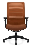 Global Loover Medium Back Executive Chair
