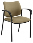Global Sidero Wall Saver Guest Chair