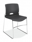 HON Olson Polymer  Stacking Chair (4 Chairs Per Carton)