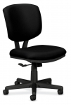 HON Volt Armless Task Pneu Swivel Tilt Task Chair