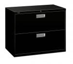 Brigade 600 Series Lateral File 36W 2-Drawer