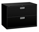 Brigade 600 Series Lateral File 42W 2-Drawer