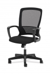 Basyx Mesh Chair with Loop Arms