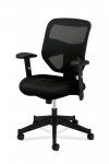 BASYX Mid-Back Mesh Task Chair