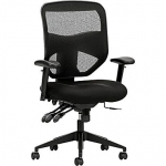 Basyx by HON High Back Mesh Task Chair