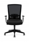 Basyx High Back Mesh Executive Chair
