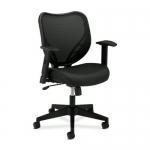 BASYX Mesh, Mid-Back Task Chair