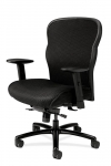 BASYX Big & Tall High Back Mesh Executive Chair