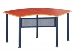 Mayline Encounter Crescent Training Table  24D