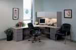 Mayline CSII 6' x 6'.6 L-Shape Desk Unit RIGHT