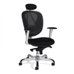 OTG Mesh Executive Chair with Adj. Arms
