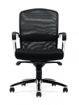 OTG Mesh  Executive Chair with Fixed Arms