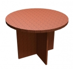 Executive  Intrinsic 42 Round Conference Table