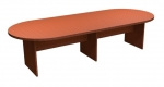 Executive Intrinsic 48 x 120 Racetrack Conference Table
