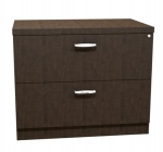 Trendway Executive Intrinsic Two Drawer Lateral File