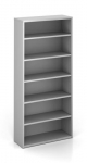 PACK Metal Bookcase 6-High, 30W