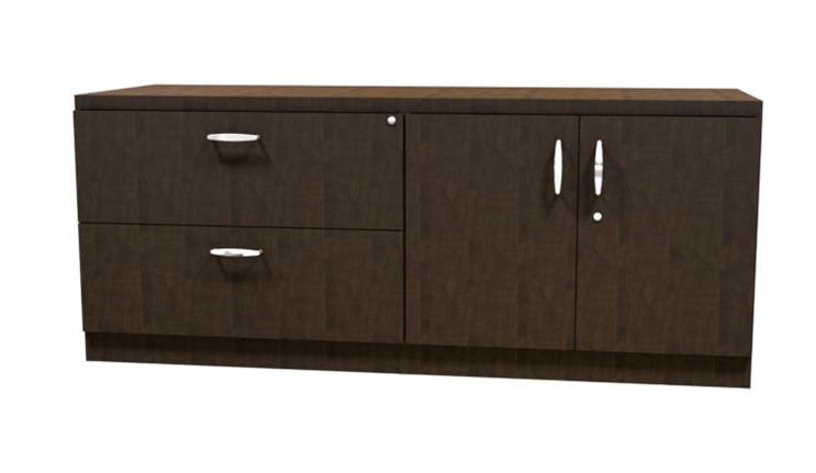 Trendway Executive Intrinsic Lateral File / Storage Credenza ...