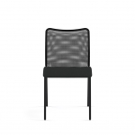 9 to 5 Black Mesh Guest Chair -4 per carton