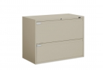 "9300P Series - Lateral File, Fixed Drawers-2 Drawer - 42""W"
