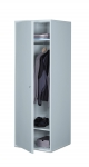 Wardrobe Lockers- Door opens to right - 24D x 24W x 72H