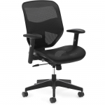 Basyx High Mesh Back and Seat Task Chair