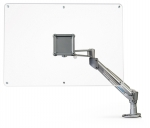 Heavy Weight Capacity Monitor Arm - holds monitors 17.5 lbs to 33 lbs