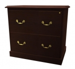 Cambria Laminate 32x20 2-Drawer Lateral File