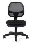 OTG Mesh Back Armless Task Chair